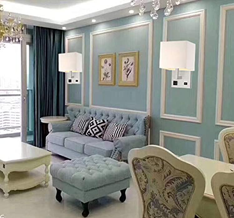 Room with furniture
