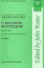 O magnum mysterium: Vocal score (Oxford Choral Classics Octavos)