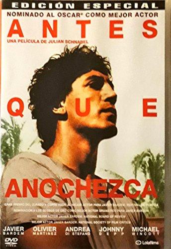 Antes Que Anochezca: Edición Especial [DVD] [Francia]