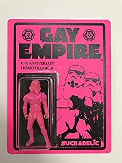Gay Empire 10th Anniversary Edition Resin Action Figure by the Sucklord