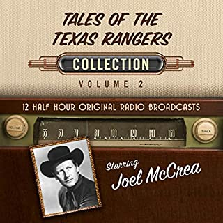 Tales of the Texas Rangers, Collection 2 audiobook cover art