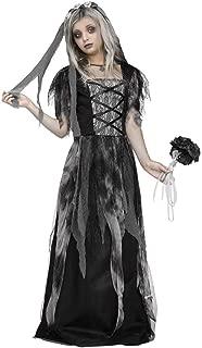 Fun World Girl's Cemetery Bride Costume