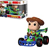 Funko Toy Story Pop Rides Woody w/RC, Multicolor (37016)...