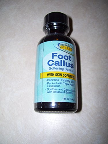 Miracle Plus Foot Callus Softening …