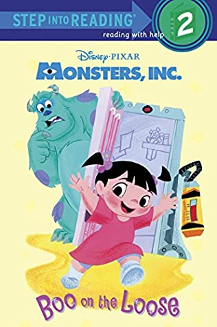Boo On The Loose Disney S Monsters Inc By Random House Disney And Gail Herman
