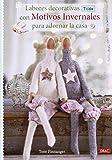 Labores Decorativas TIDA Con Motivos Invernales Para Decorar La Casa (Labores (drac))...