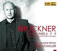 Bruckner: Symphonies Nos. 4, 7 & 9 (2011-08-30)