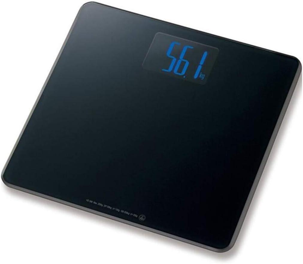 HJTLK Báscula de baño Digital, Báscula de Peso Báscula electrónica para el hogar Báscula de Salud El Peso se Puede medir 400 Kg