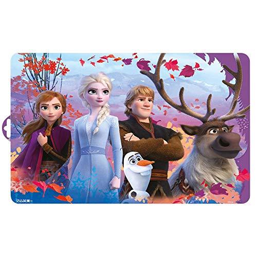 Die Eiskönigin Tisch-Unterlage Frozen II Kinder Platz-Deckchen | 41 x 28 cm
