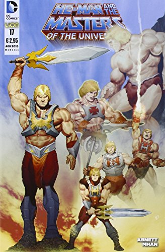 He-Man and the masters of the universe (Vol. 17)