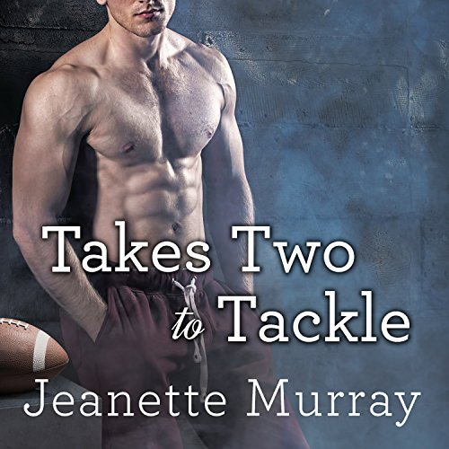 Takes Two to Tackle audiobook cover art