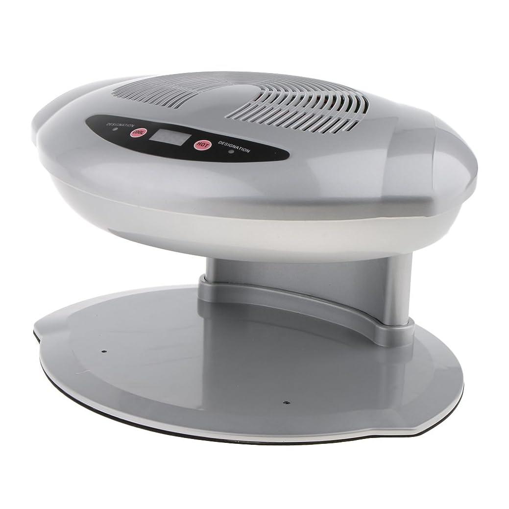 実証するリマーク魅力的であることへのアピールFenteer ネイルドライヤー  空気乾燥機 ミニ ファン 空気ファン 乾燥機 LEDスクリーン 高品質