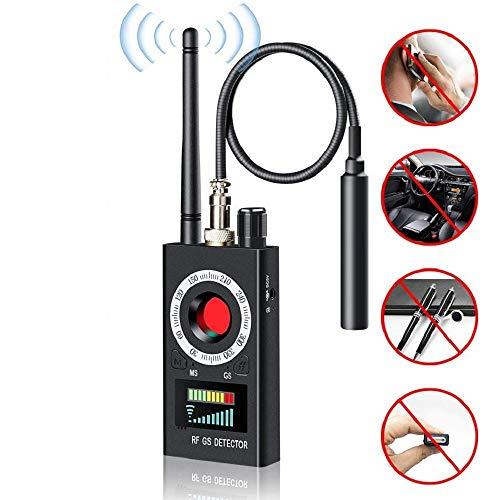 All-Purpose Anti Spy-Detektor Kamera-Sucher drahtlose Wanze versteckte Kamera-Detektor für GPS-Tracking-GSM Listening Gerät Finder Radio Frequency RF-Detektor