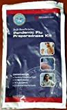 Military Outdoor Clothing 9074 Never Issued Personal Pandemic Flu Preparedness...