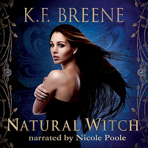 Natural Witch audiobook cover art