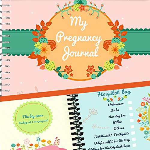 My Pregnancy Journal and Baby Memory Book