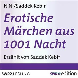 Erotische Märchen aus 1001 Nacht Titelbild