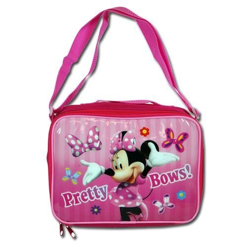 Lunch Bag - Disney - Minnie Mouse Bowtique by Disney