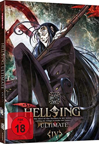 Hellsing: Ultimate - OVA - Re-Cut - Vol.4 - [DVD]