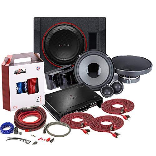 Kenwood Excelon X802-5 Amplifier