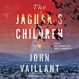 The Jaguar's Children audiobook cover art