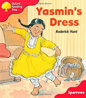 Oxford Reading Tree: Stage 4: Sparrows: Yasmin's Dress
