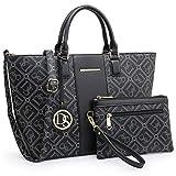 Best Handle Handbags - DASEIN Women's Handbags Purses Large Tote Shoulder Bag Review
