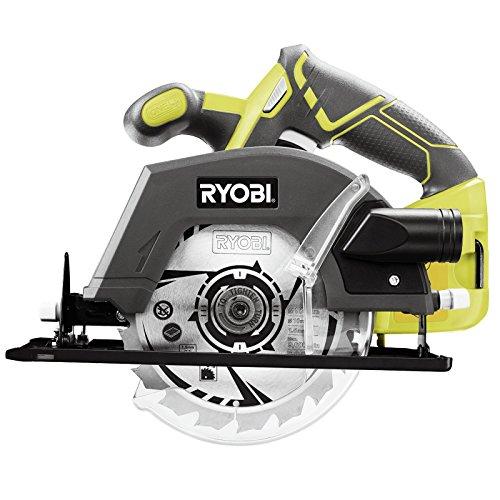 Scie circulaire RYOBI 18V OnePlus sans batterie ni chargeur R18CSP-0