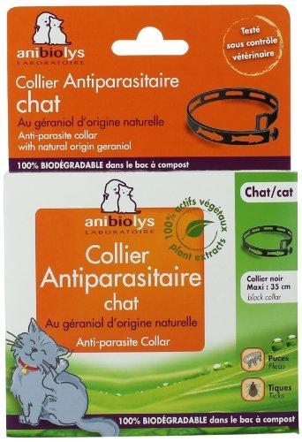Anibiolys Préventif Collier Antiparasitaire Chat T35