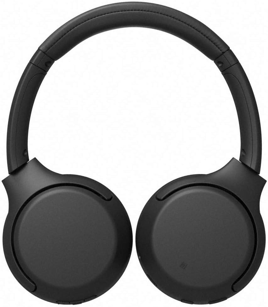 Bleu Sony WH-XB700 Casque sans fil Bluetooth Extra Bass 360 Reality Audio Optimis/é pour les assistants vocaux comme Alexa et lAssistant Google