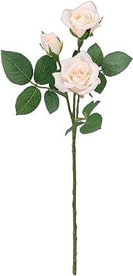 Sullivans Faux Rose Bundle Stem (Pink)