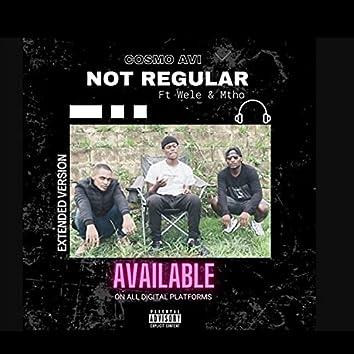 Not Regular