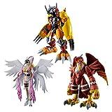 Bandai - Digimon - Shodo Digimon Adventure 1 (Box of 6), Bandai Shokugan