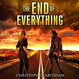 The End of Everything: Book 1 audiobook cover art
