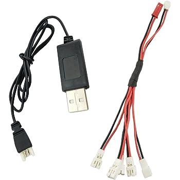Sharplace Port de C/âble USB 1 Adaptateur de Port dUSB de Adaptateur de Rechange de Voiture