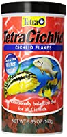 Tetra USA Tetra Cichlid Flakes Food - 5.65 oz. by Tetra