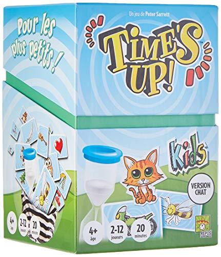 Time's up Kids - Asmodee - Jeu de société - Jeu d'ambiance
