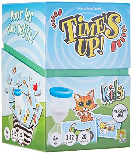 Asmodee - Tupki01N - Time's Up Kids New