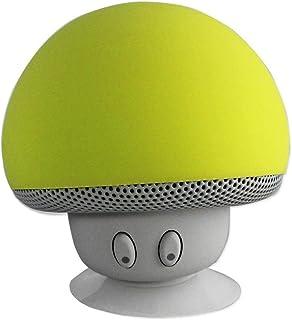 Mushroom Speaker-Yellow