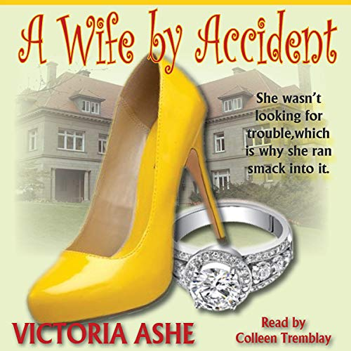 A Wife by Accident audiobook cover art