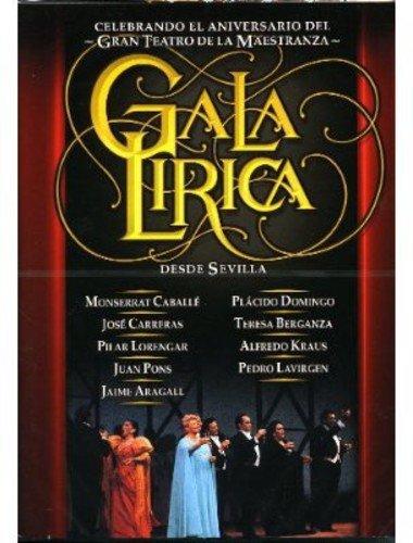 Gala Lírica desde Sevilla: Celebrando el Aniversarios del Gran Teatro de la Maestranza