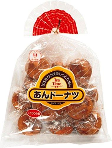 清水製菓 あんドーナツ 12個入 12袋