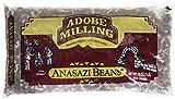 Adobe Milling Dried Anasazi Beans Bolsa de 16 oz (paquete de 6)
