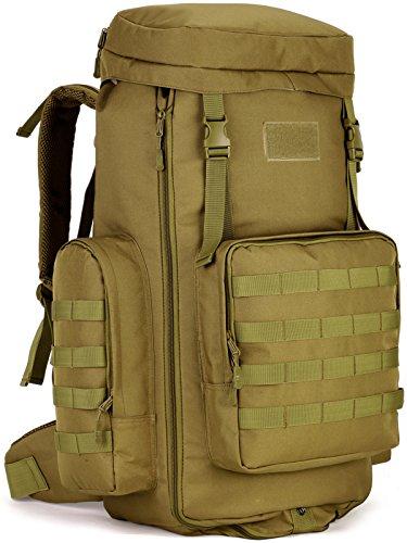 DCCN Táctico Mochilas 70L - 85L Molle Backpack