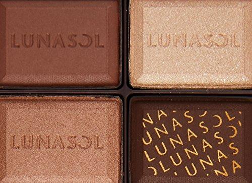ルナソルセレクション・ドゥ・ショコラアイズ02ChocolatAmerアイシャドウ