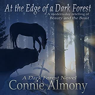 At the Edge of a Dark Forest audiobook cover art