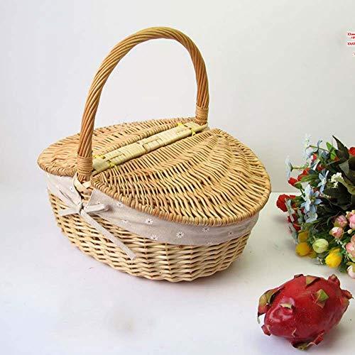 CAISHEND Wiederverwendbare Ineinander greifen-Organisator (Multipurpose, beweglicher Einkauf Tote Handtasche) für Lebensmittel, Außenraum, Frucht-Gemüse,S