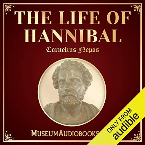 The Life of Hannibal audiobook cover art