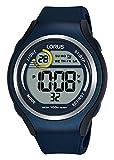 Lorus Reloj Digital para Unisex de Cuarzo con Correa en Silicona R2375LX9