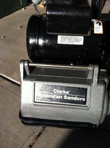 Clarke Drum Sander Ez-8 Expandable Drum